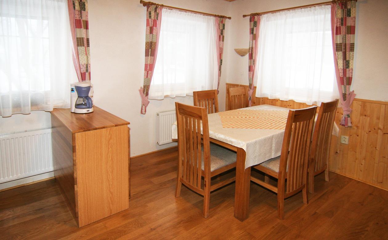 Apartmány Bedřichov chalupa 352 - ubytování Bedřichov 352 - Ubytování Jizerské hory - apartmán č. 1 thumb