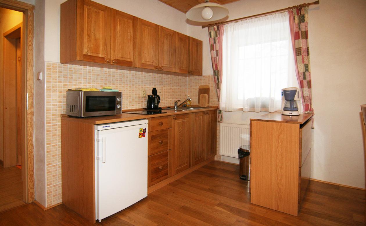 Apartmány Bedřichov chalupa 352 - ubytování Bedřichov 352 - Ubytování jizerské hory - apartmán č. 4 thumb