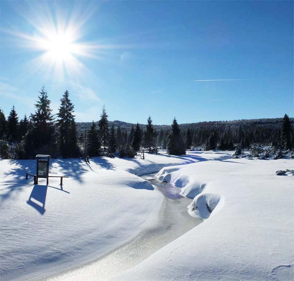 Apartmány Bedřichov - ubytovaní Bedřichov - lyžování Bedřichov - lyžování na horách - dovolená Jizerské hory